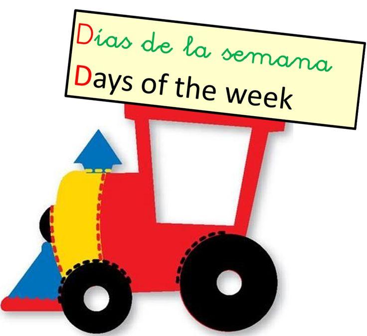 Tren dia de la semana