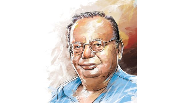 I'm still 18th century: Ruskin Bond - Ruskin Bond, among the most beloved writers in the country, tells Gargi Gupta that he eschews technology, and writes in longhand