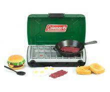 Green Coleman® Camp Stove and Food Set