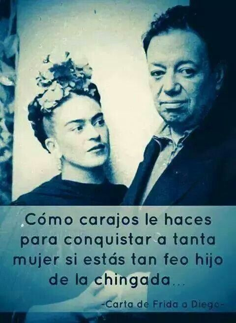Cartas de Frida Keka❤❤❤