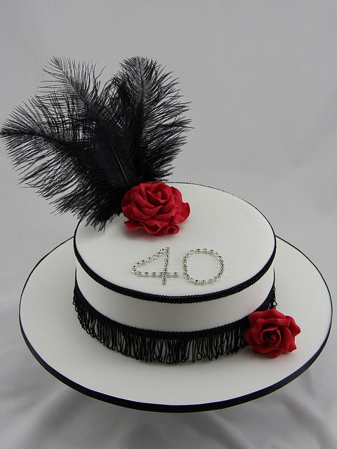 Roaring Twenties Cake | Recent Photos The Commons Getty Collection Galleries World Map App ...