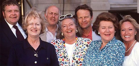 Image result for keeping up appearances cast