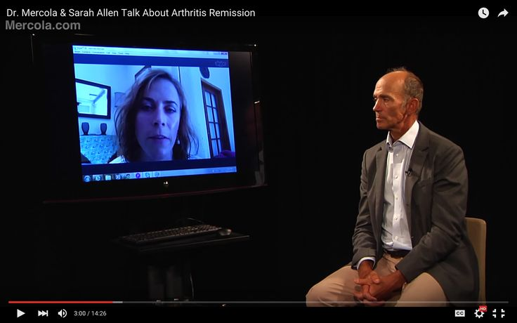If you or someone you know has rheumatoid arthritis (RA), you'll want to watch this video. In it, Sarah Allen, who is a former patient of mine, shares how she put rheumatoid arthritis into remission, and it's a remarkable success story. Rheumatoid arthritis was a passion of mine while I was still in active practice. …