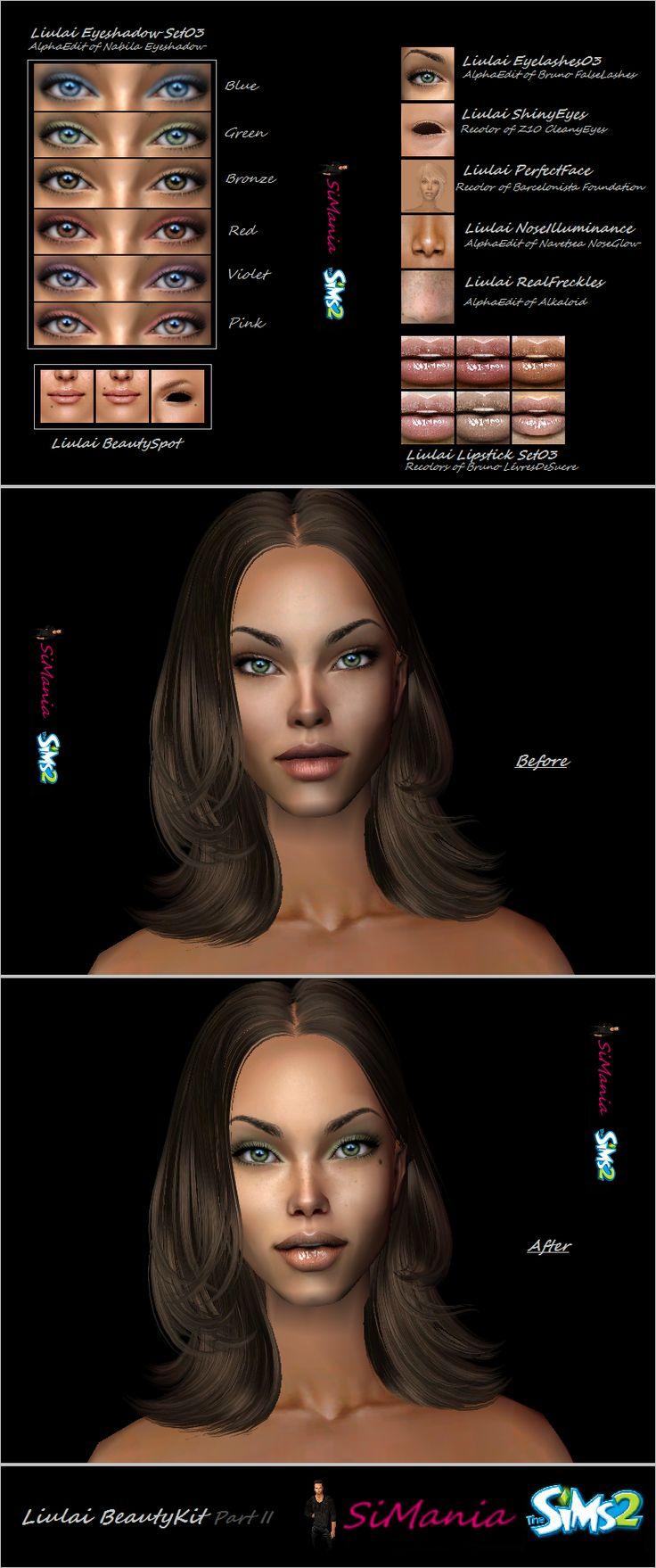 *Download Liulai-BeautyKit Part II http://www.mediafire.com/download/mkjdd7d32ru1dxw