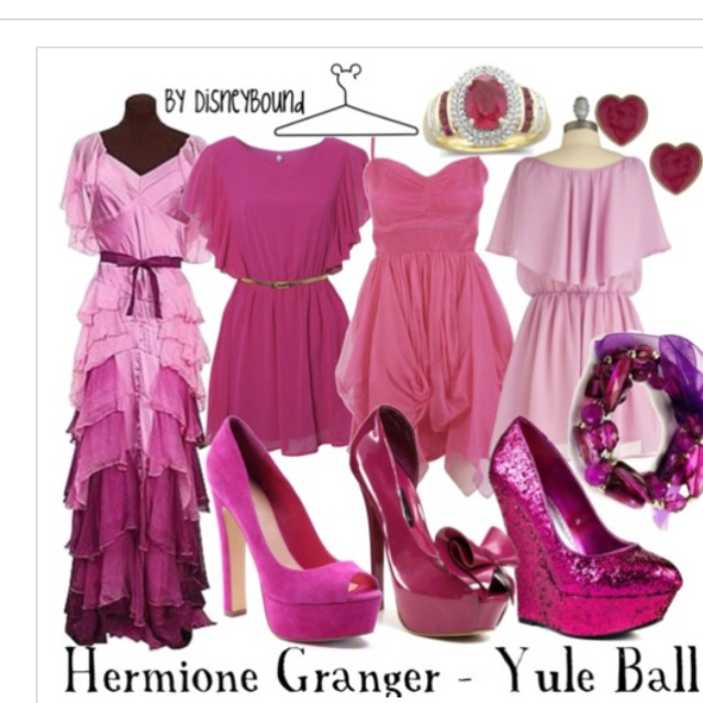 Hermione Granger From Harry Potter Inspired Clothes Harry