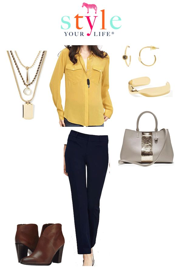 Style Your Life, Wardrobe Stylist, Personal Stylist : Capsule Wardrobe Fall Classic: Navy Pant Outfits