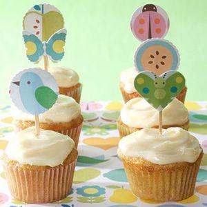 Receta Básica de Cobertura de Vainilla: Para Tartas o Cupcakes - Cocinar con niños - Recetas - Charhadas.com
