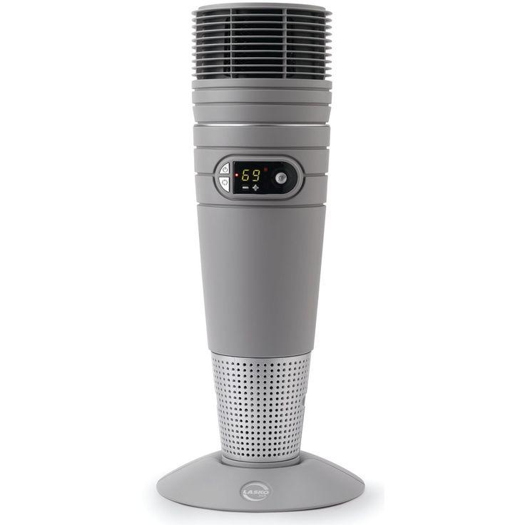 Amazon Com Lasko 1500 Watt Oscillating Ceramic Heater With Digital Controls And Built In Safety Features And Remote Control Ceramic Heater Lasko Space Heater