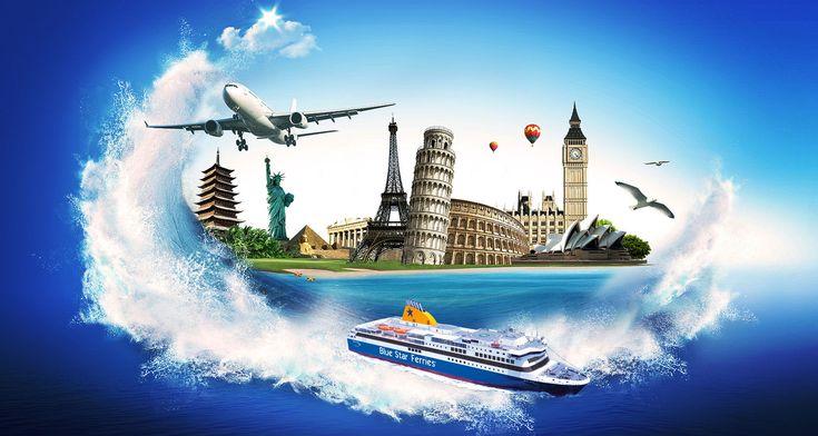 Viajar por todo el mundo