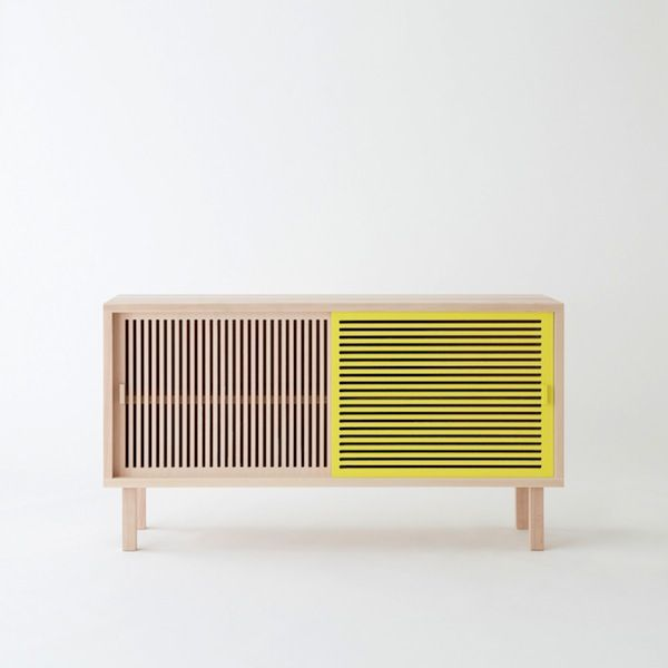 Maison et Objet: Kyoto Sideboard by Colonel