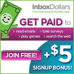 InboxDollars® - the free online rewards club that pays cash.