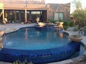Maintaining a Swimming Pool During the  Winter Months in Arizona  One of the greatest assets a homeowner can possess is a swimming pool. Swimming pools have several benefits, aside from an increase to your property's value, especially in Arizona. A pool has benefits that can appeal to every member of the family, no matter what age they are.