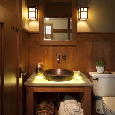Craftsman Style Bathroom Bathroom Ideas Pinterest