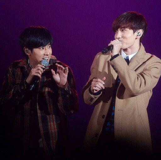 Tvxq Yunho & Changmin