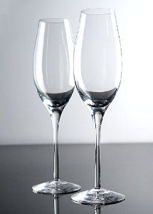 Orrefors Difference Sparkling Wine single . $50.00. Difference, a unique suite of wine glasses explicitly designed to enhance flavour and bouquet, brings a new dimension to the enjoyment of fine wine. Form and function have been carefully tested.