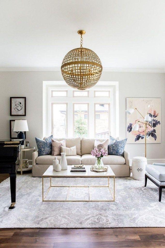 29 Living Room Interior Design: 29 Smart Designs For Small Living Room #smalllivingroom