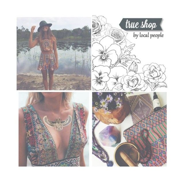 True Shop - Buy from local People and help their communities by trueshop on Polyvore