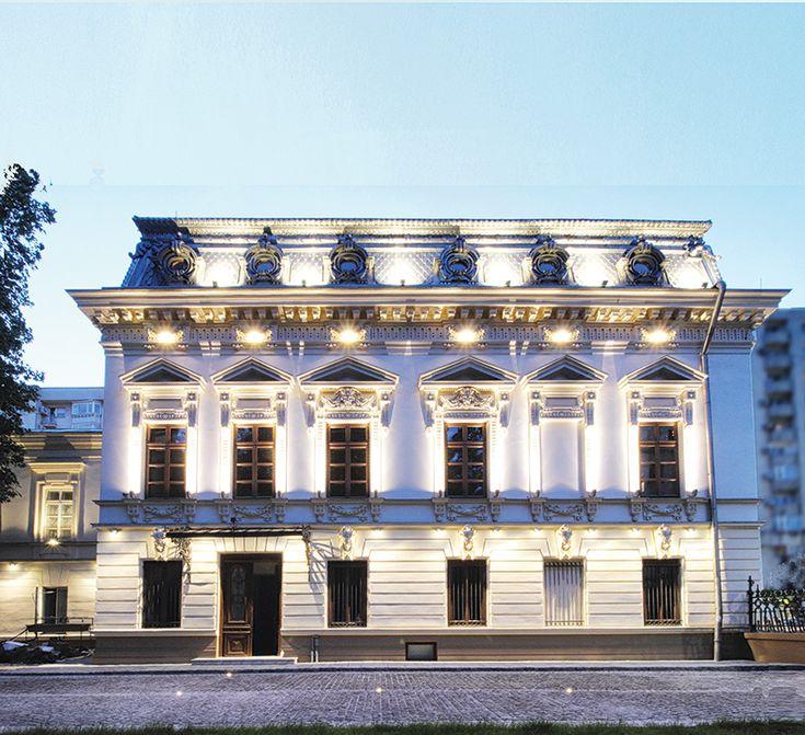 Casa Filipescu-Cesianu | Arhitectura 1906