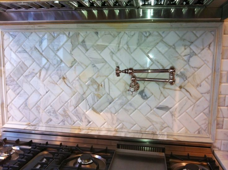 Best Kitchens Backsplash Images On Pinterest Backsplash