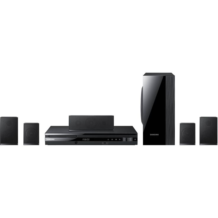 Samsung home theater 51 model ht-z510t