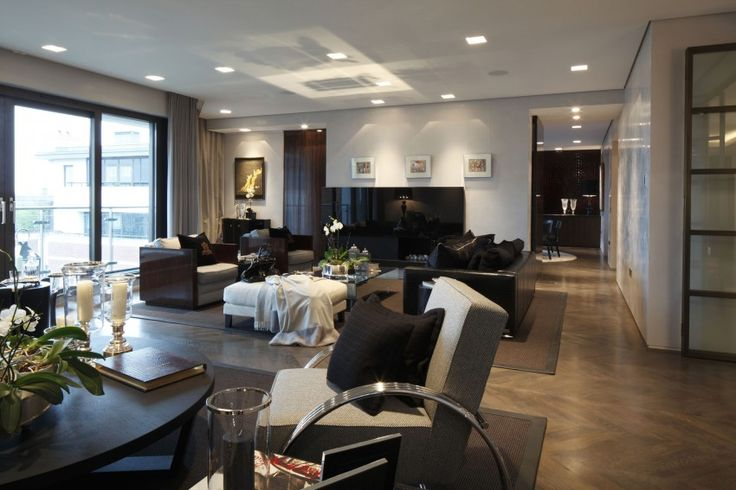 Kensington Place by Casa Forma - living room