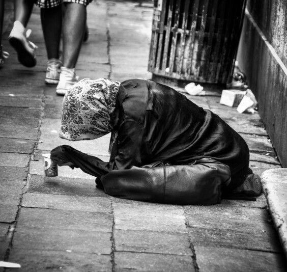 People, Street,  poority, Maroko