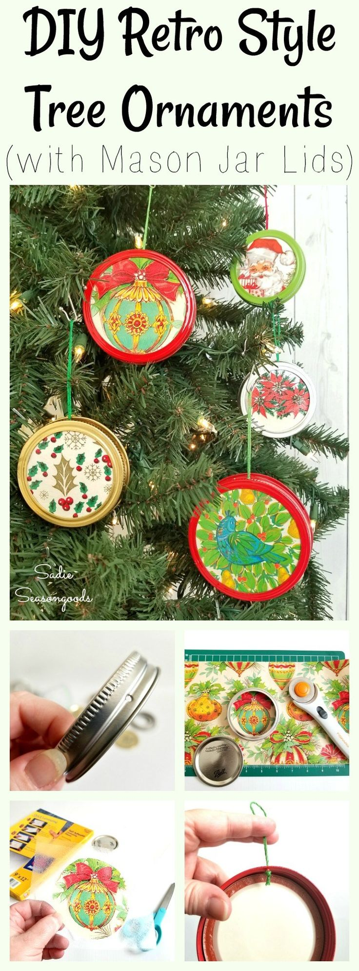 576 best Vintage Christmas - Kitschmas images on Pinterest | La la ...