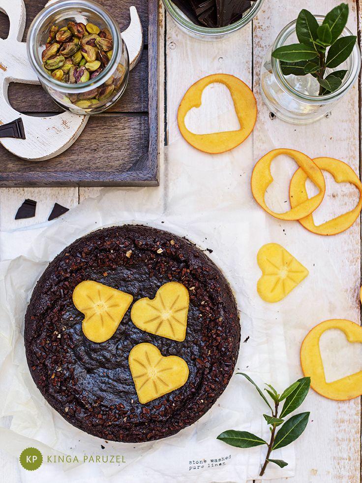 Ciasto czekoladowe na detoxie - Ale Babka!!! i robi to co lubi:)