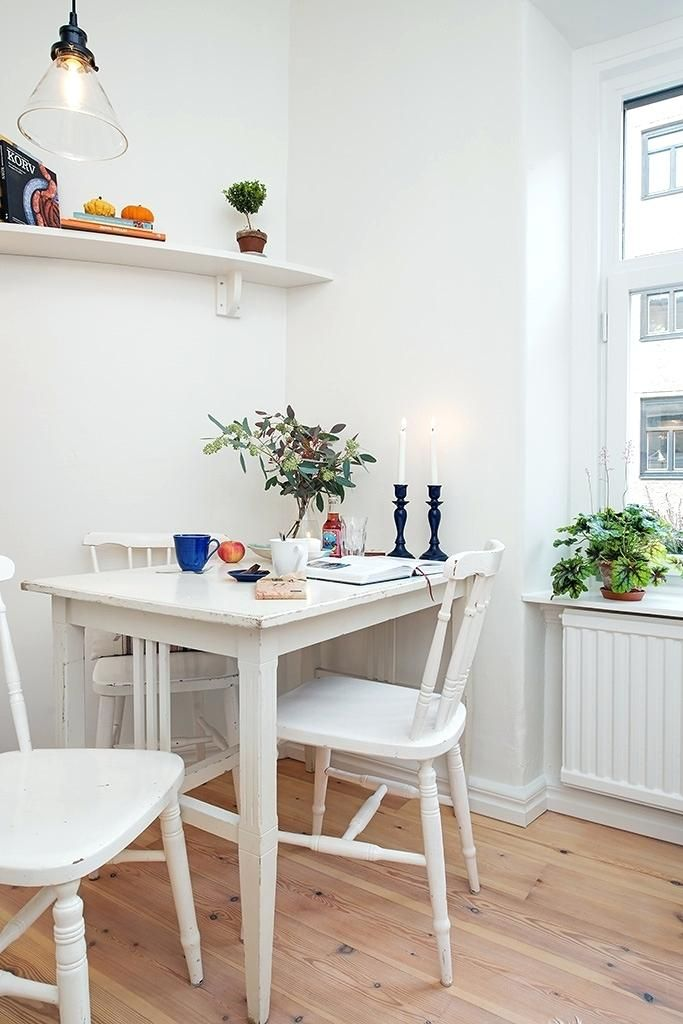 Small Kitchen Table With Stools Dining Ideas For Kitch Apartment Room Sets