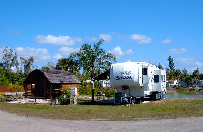 Pine Island RV Resort An Encore Saint James City FL Passport America Campgrounds
