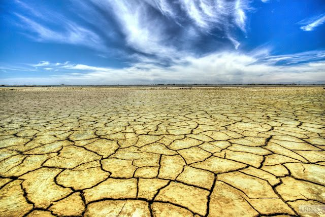 The world through my eyes: The dryness