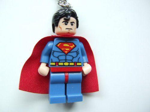 Portachiavi LEGO Superman