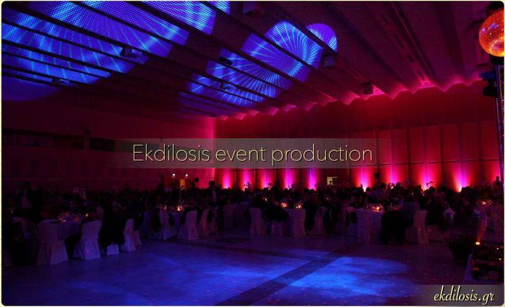 Η EKDILOSIS event production είναι μια εταιρεία διοργάνωσης εκδηλώσεων,δοκιμασμένη στο χρόνο περισσότερο από δύο δεκαετίες,έχοντας στο ενεργητικό της επιτυχημένες κοινωνικές και εταιρικές παραγωγές που ξεχώρισαν για τις πρωτότυπες παρουσιάσεις και το στύλ,επιδιώκοντας πάντα μέσω της μεθοδικής προετοιμασίας να προσδίδει την απαραίτητη λαμπρότητα και μία ξεχωριστή ατμόσφαιρα στην κάθε διοργάνωση.