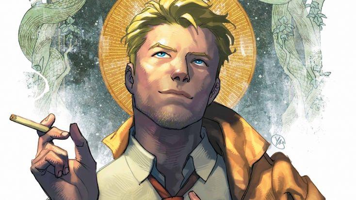 The Hellblazer #12 - Exclusive Preview of Next John Constantine ...