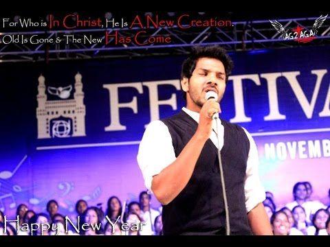 {Blogl Noel sean New Telugu Christian 2017 Happy New Year Songs Rap By Noel Sean