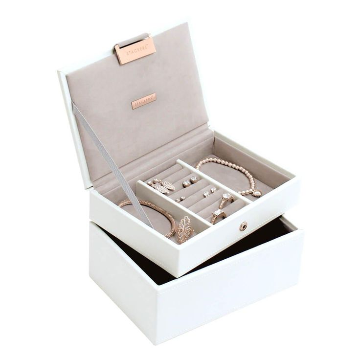 MINI 2set šperkovníc - Limited edition Rose gold