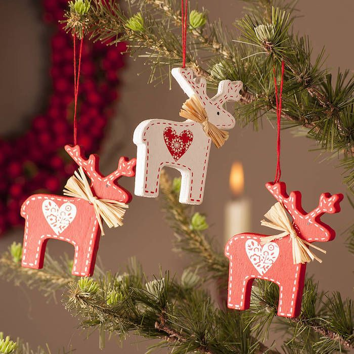Who Is Santa Claus And How Do You Celebrate St Nicholas Day In Germany Lifestyle Trends Tips Reindeer Decorations Christmas Decorations Christmas Ornaments