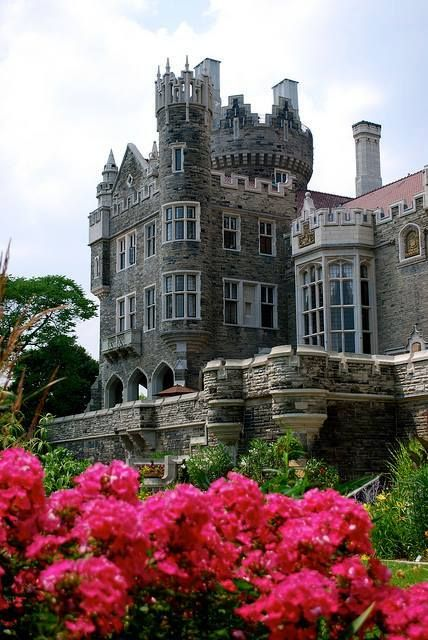 Casa Loma, Toronto, Canada. See TobyMac, Lecrae, TFK, and Jamie-Grace in concert at Canada's Wonderland in Toronto on June 21, 2014--go to http://www.wonderjamfestival.com/ to get your tickets!