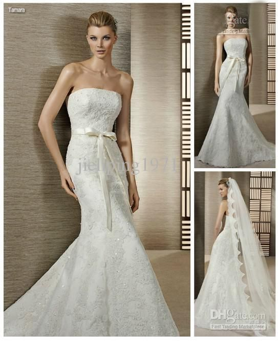 32 Best Wedding Gown Images On Pinterest