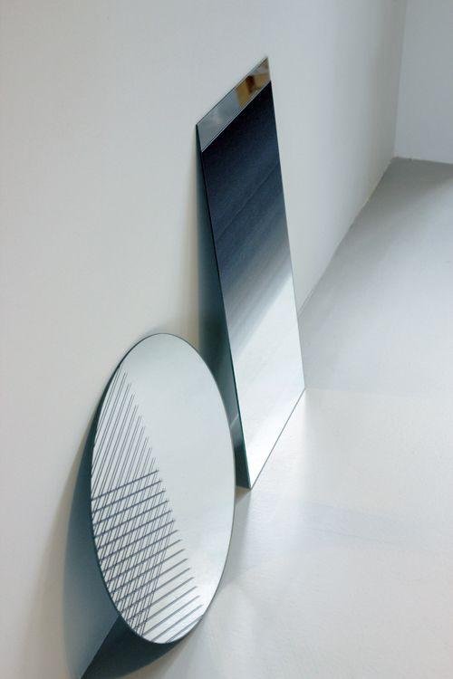 2.5D mirrors | Ontwerpstudio Schmitz & Daan de Haan design