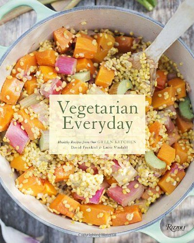 Vegetarian Everyday: Healthy Recipes from Our Green Kitchen by David Frenkiel http://www.amazon.com/dp/0847839605/ref=cm_sw_r_pi_dp_je.Itb0ZWEF96S2A