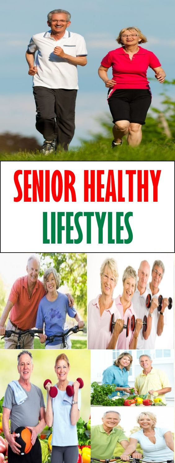 Senior Healthy Lifestyles