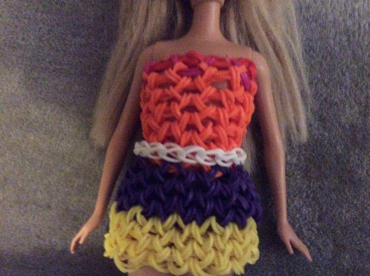 My barbie dress