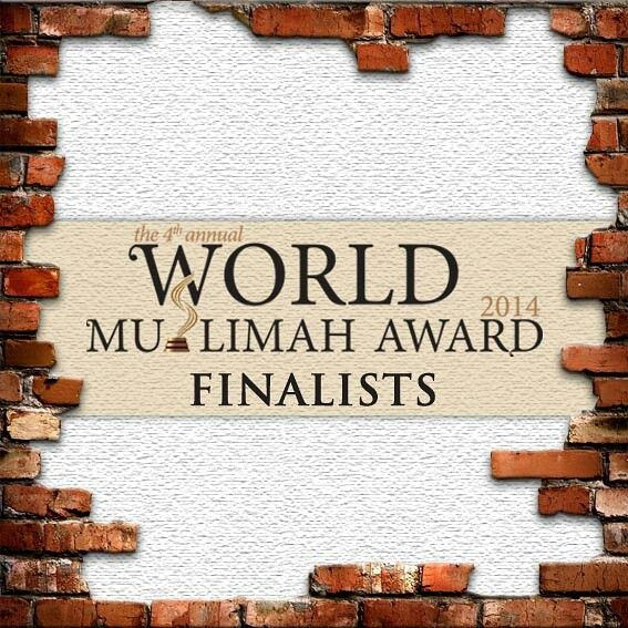 CONGRATULATIONS ! You have been selected to be in the final round for The 4th Annual World Muslimah Awards 2014. We would like to cordially invite you to attend World Muslimah Workshop series and Coronation night that will be held in Jakarta & Yogyakarta on November 09-22, 2014. | 25 Finalists World Muslimah Award 2014 Announced: http://www.worldmuslimah.org/25-finalists-world-muslimah-awards-2014-announced/ | Let's vote: http://www.worldmuslimah.org/award2014/the-finalists/ #Congrats…
