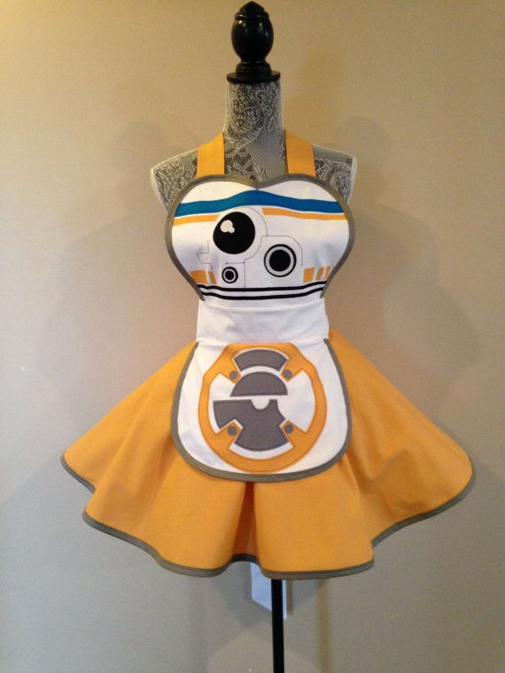 BB-8 BB 8 Droid Star Wars Droid BB-8 Costume by AriaApparel