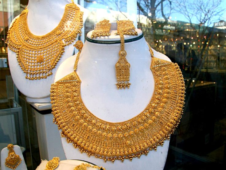 The 25 Best Indian Gold Necklace Designs Ideas On Pinterest