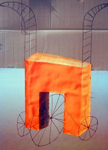 Laurent Millet - La Méthode #29, 2001. Archival Laser print.