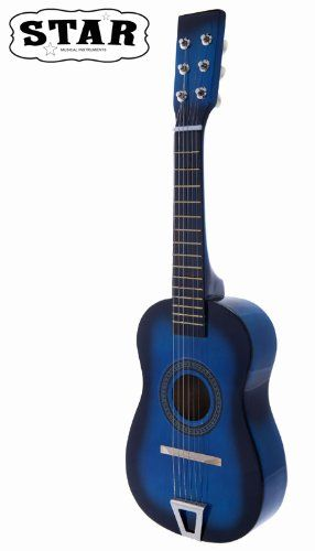 Star MG50-BL Kids Acoustic Toy Guitar 23-Inch, Blue  Read the rest of this entry » http://onlineguitarlesson.biz/star-mg50-bl-kids-acoustic-toy-guitar-23-inch-blue/