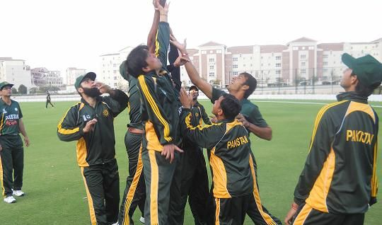 2nd International Disability Cricket Series b/w Pakistan & England (3rd ODI Match)