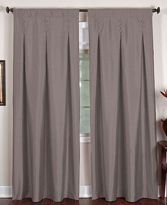 "for the bedroom  Elrene Window Treatments, Imperial 26"" x 95"" Panel - Curtains & Drapes - for the home - Macy's"